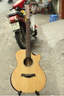 Guitar model K01A ( Gỗ KOA )