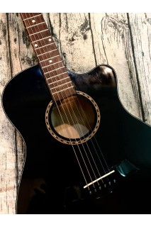 Guitar Acoustic  E65BLACK