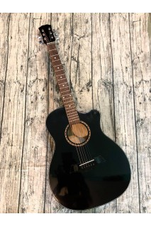 Guitar Acoustic  E75BLACK ( Có Ty )