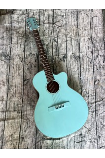 Guitar Acoustic  E90M ( Xanh )