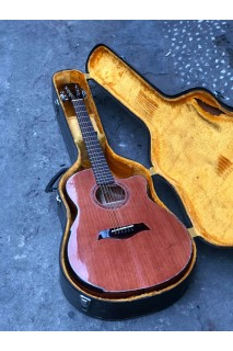 Guitar hd18VF all solid